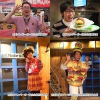ハンバーガー食べ比べトークショー