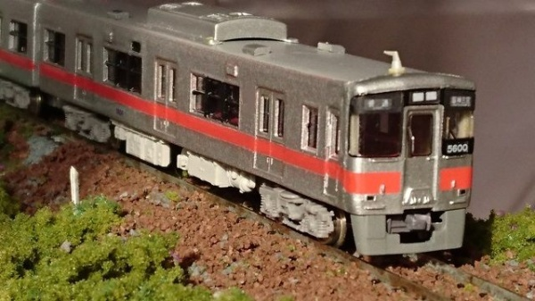 画像1: 鉄道模型展示