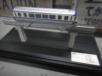 姫路モノレール展示