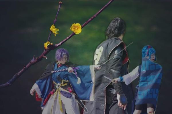 画像1: [ステージ]紅桜剣舞会関西支部